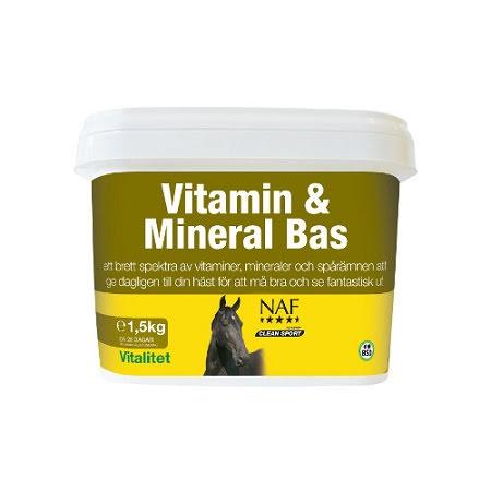 Naf Vitamin o Mineral Bas 1,5kg