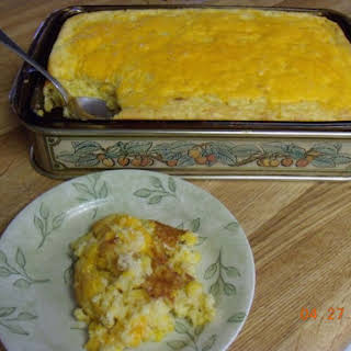 Cream Style Corn Casserole Recipes.