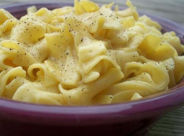 Amish Noodles Recipe