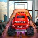 Monster Truck Mega Ramp Stunt Racing Fever icon