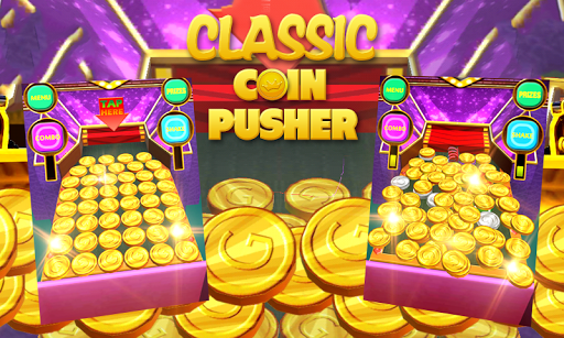 Classic Coin Pusher