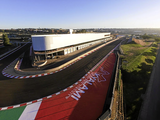 The event will take place at the Kyalami circuit. Picture: QUICKPIC