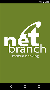 NetBranch Mobile App- screenshot thumbnail