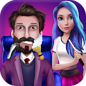 Family Salon: Barber Shop Hair Dresser Sim Android APK Download Free By Girls Fashion Entertainment