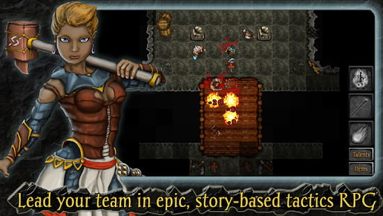 Heroes of Steel RPG Screenshot 3