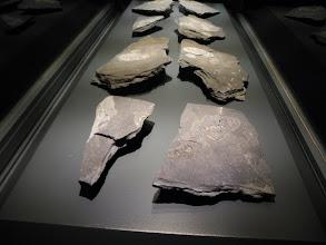 Photo: Gabon fossils, 2.1 Ga years old...