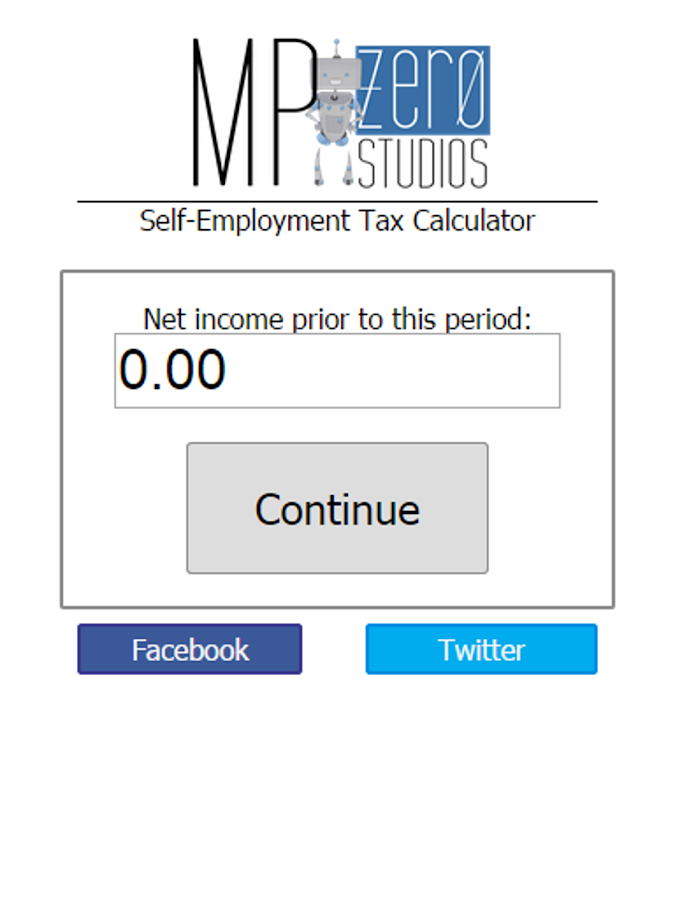 SelfEmployment Tax Calculator Android Apps on Google Play – Self Employed Income Calculation Worksheet