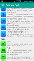 Screenshot of Survival Kit