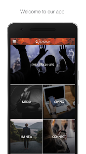 myctchurch- screenshot thumbnail