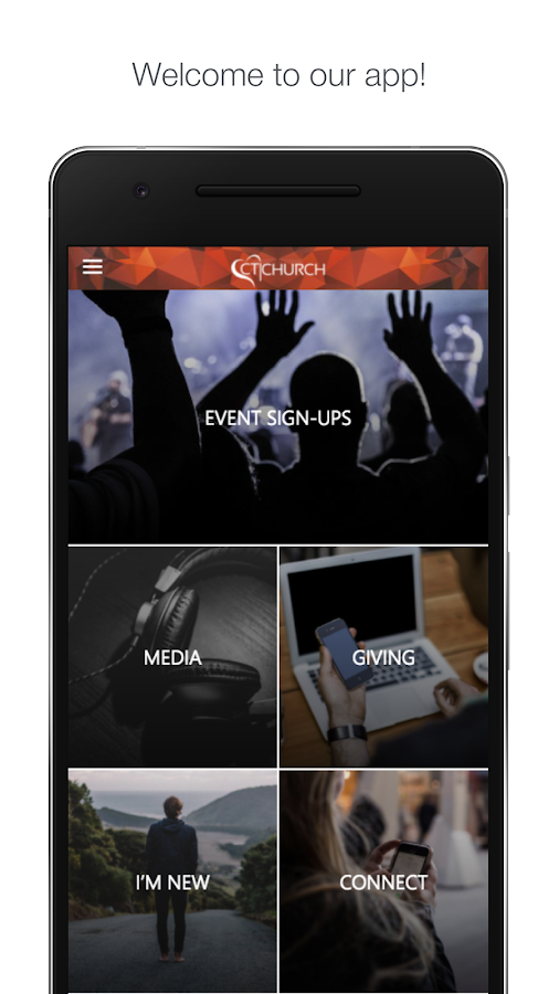 myctchurch- screenshot