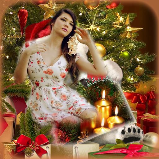 Christmas Photo Frame