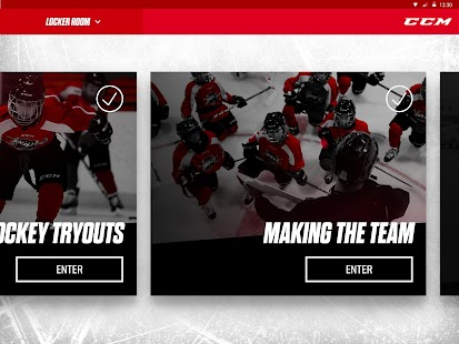 CCM Skills - Hockey Drills- screenshot thumbnail