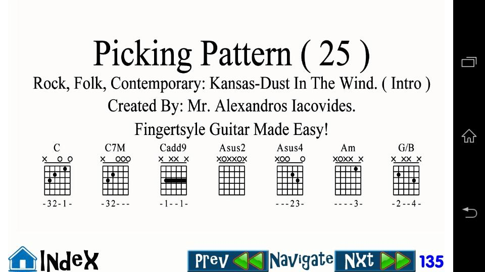 Fingerstyle Guitar Made Easy!- screenshot