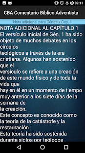 Comentario Biblico Adventista- screenshot thumbnail