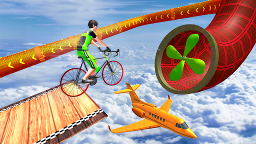 BMX Cycle Freestyle Race 3d filehippodl screenshot 21