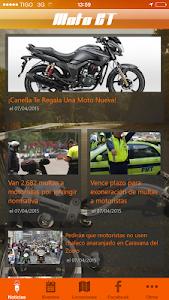 Moto GT screenshot 1