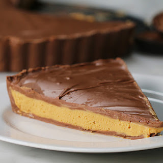 Giant Peanut Butter Cup Recipe