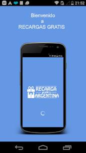 Recargas GRATIS a Argentina 1