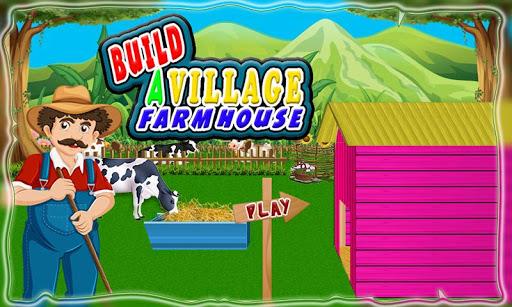 Build A Village Farmhouse: Construction Simulator screenshots 4