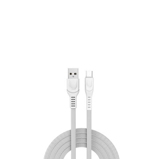 Cable Micro Usb Bloom Blanco