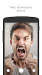 screenshot of Emolfi empathic selfie cam😊😞