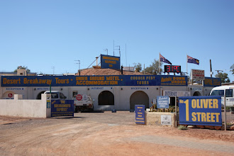 Photo: Year 2 Day 220 -  Underground Motel in Coober Pedy