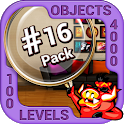 Pack 16 - 10 in 1 Hidden Object Games by PlayHOG icon