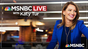 MSNBC Live With Katy Tur thumbnail