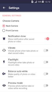 Quick Camera - Hidden Camera v1.3.0.5 (Premium)