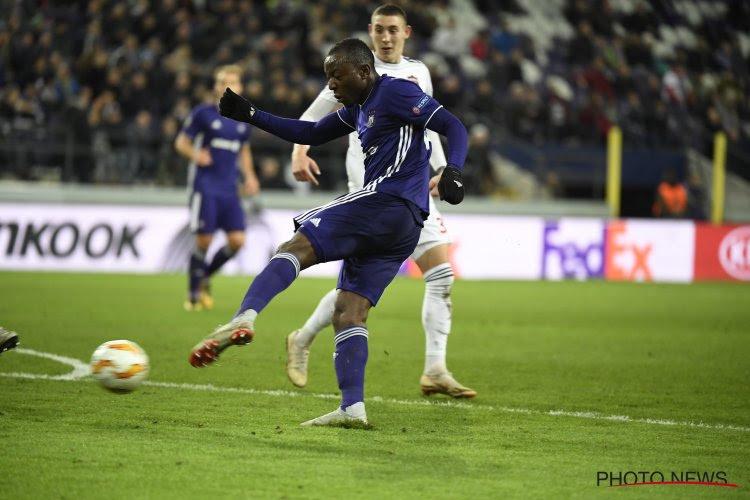 Officiel; Anderlecht officialise le départ de Mohammed Dauda