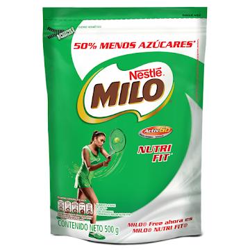 Leche Achocolatada MILO Free