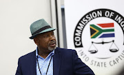 Eskom board chairperson Jabu Mabuza appeared before the state capture commission of inquiry sitting in Parktown, Johannesburg, on February 22 2019.