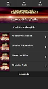 Lastest Biografi 120 Tokoh Ahli Hadis APK