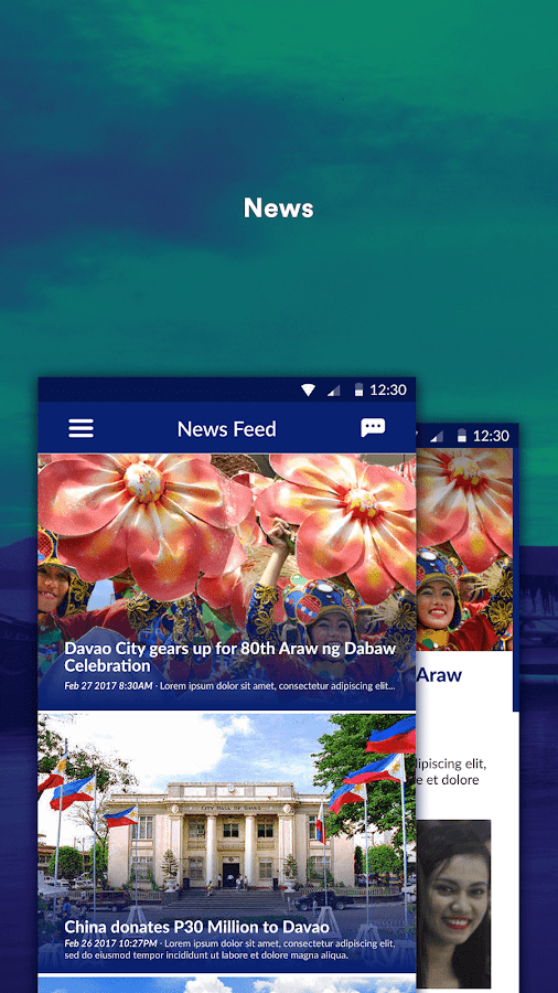 4th Davao ICon- screenshot
