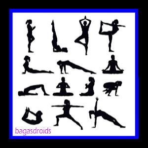 Los movimientos de yoga Gratis