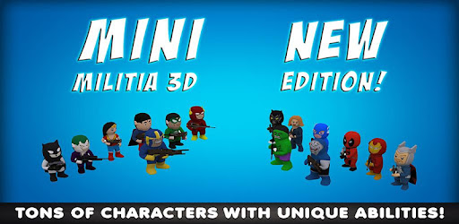 Mini Militia 3D for PC