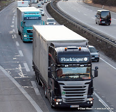 Photo: FLUCKINGER , der Schweden Spezialist .-)        -----> just take a look and enjoy www.truck-pics.eu