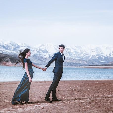 Fotógrafo de bodas Turakhmat Turakhmetov (TURAKHMETOV). Foto del 27.03.2017