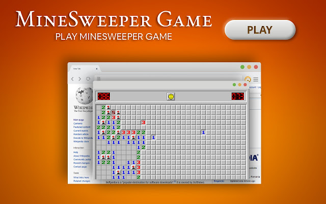 Classic MineSweeper Online Game