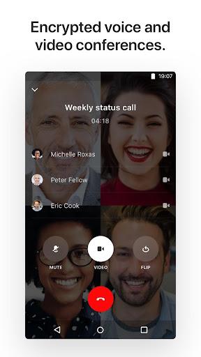 Wire u2022 Secure Messenger  screenshots 3