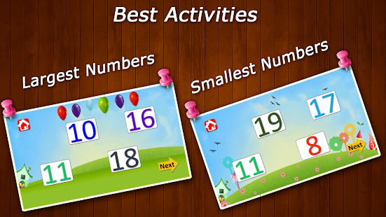 preschool numbers 123 Numbers Pro- screenshot thumbnail