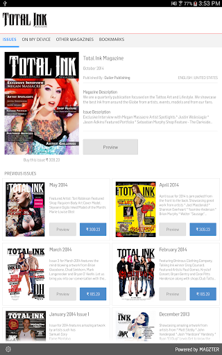 Total Ink Magazine