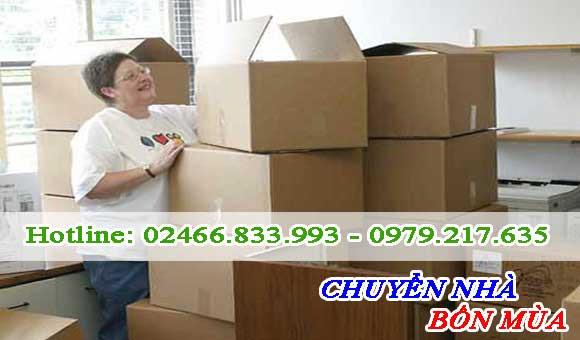 lưu ý khi sử dụng dịch vụ chuyển văn phòng, nhà trọn gói