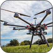 Drone HD live Wallpaper