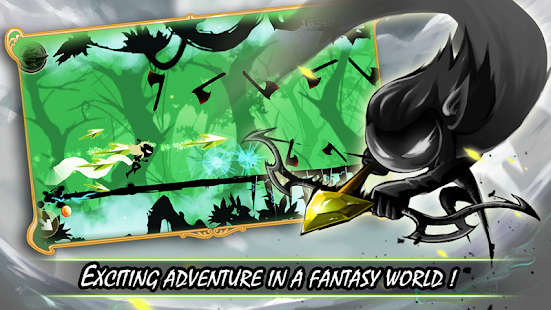 Stickman Revenge: Shadow Run- screenshot thumbnail