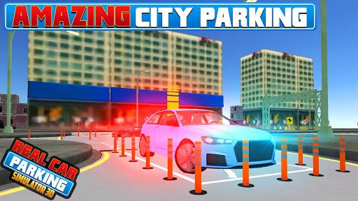 Real Car Parking Simulator 3D 1.01 screenshots 1