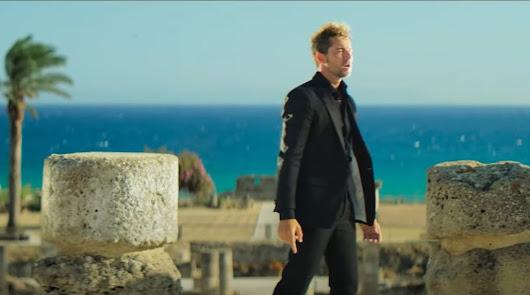 Bisbal presenta la versión veraniega de 'Amor Amé' en un vídeo rodado en Cádiz