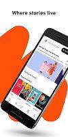 screenshot of Wattpad – Books & Stories