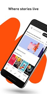 Wattpad - Read & Write Stories Screenshot