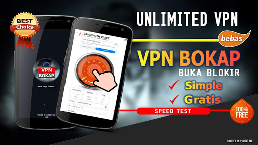 VPN Bokap Buka Blokir 8.1 screenshots 7
